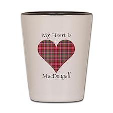 Heart - MacDougall Shot Glass