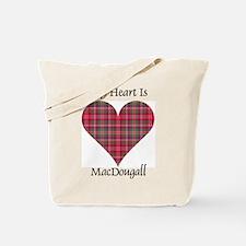 Heart - MacDougall Tote Bag