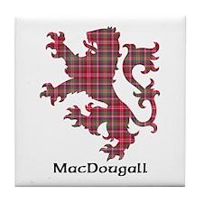 Lion - MacDougall Tile Coaster