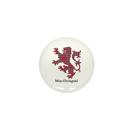 Lion - MacDougall Mini Button (100 pack)