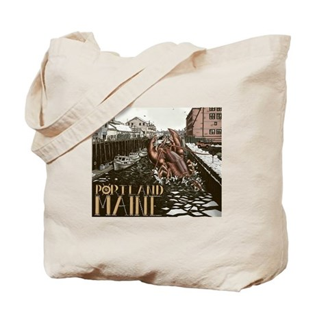 Best Lobster in the World Tote Bag