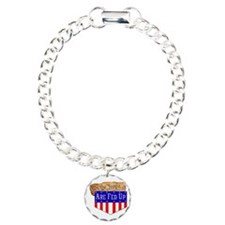 We the People are Fed Up! Charm Bracelet, One Char