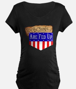 We the People are Fed Up! T-Shirt
