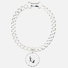 Walk Dog Image Bracelet