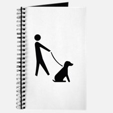 Walk Dog Image Journal
