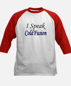 """I Speak Cold Fusion"" Tee"