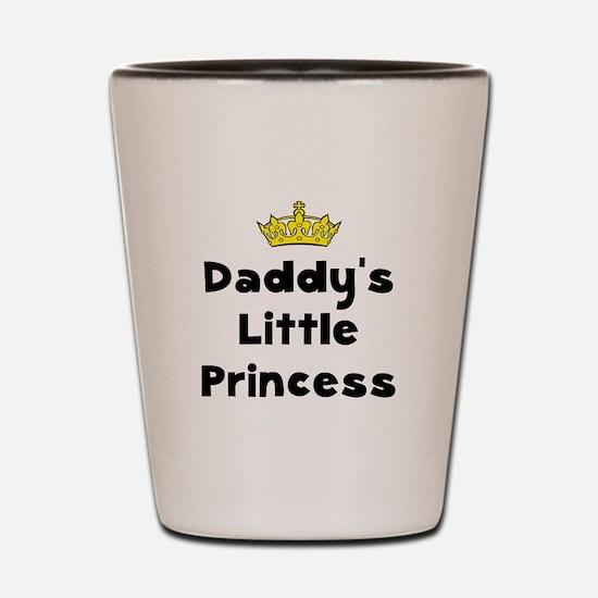 Funny Disney princesses Shot Glass