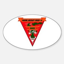 Marine Aircraft Group 16 Decal
