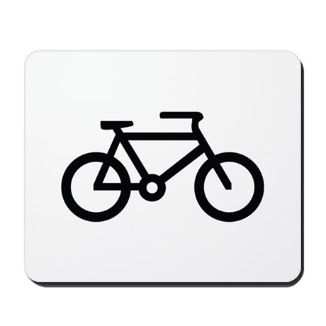 Bicycle Image Mousepad