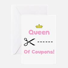 Cute Frugal Greeting Card