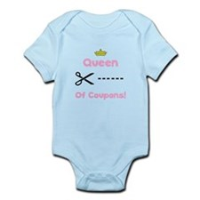 Cute Couponing Infant Bodysuit