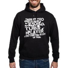 Tuba Player Hoodie
