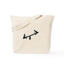 Playground Image Tote Bag