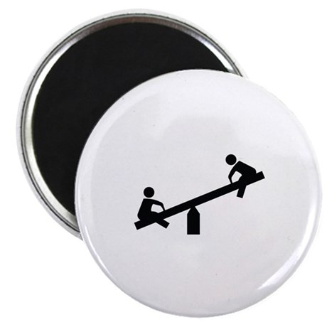 "Playground Image 2.25"" Magnet (10 pack)"