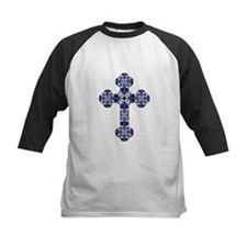 Bluebonnet cross Tee
