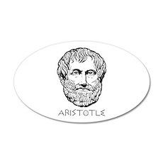Aristotle 22x14 Oval Wall Peel
