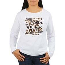 Viola Player T-Shirt
