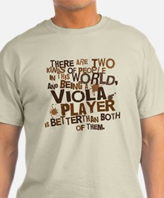 Viola Player T-Shirt