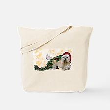 Cute Christmas wreath Tote Bag