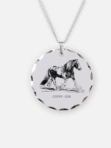 Gypsy Horse Necklace