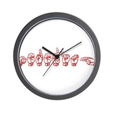 Meredith Wall Clock