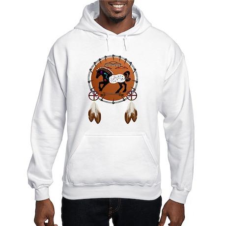 Horse n Arrows Hooded Sweatshirt