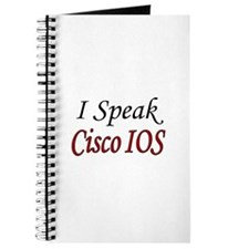 """I Speak Cisco IOS"" Journal"