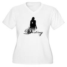 Unique Kids hope solo soccer T-Shirt