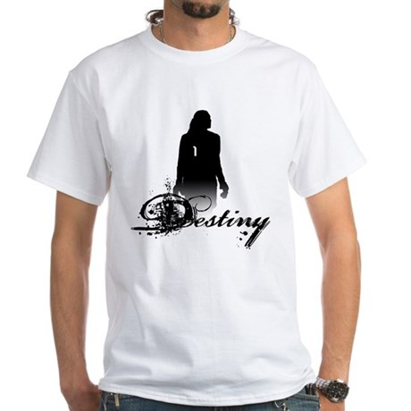 Destiny White T-Shirt