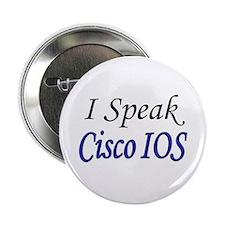"""I Speak Cisco IOS"" Button"
