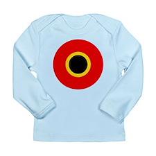 Belgium Roundel Long Sleeve Infant T-Shirt
