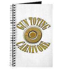 Gun Toting Carnivore Shell Ca Journal