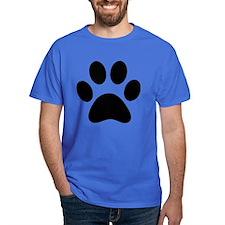 Paw Print Icon T-Shirt