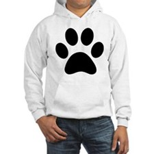Paw Print Icon Jumper Hoody