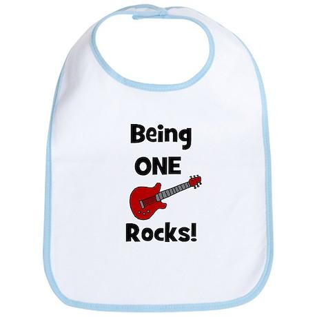 Being ONE Rocks! Guitar Bib