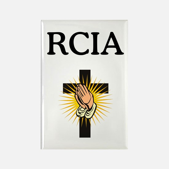 RCIA Rectangle Magnet