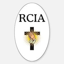 RCIA Decal