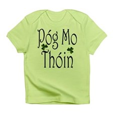 Kiss My Arse (Gaelic) Infant T-Shirt