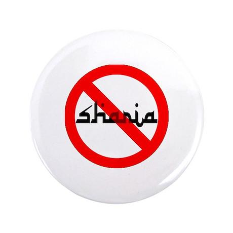 "NO JIHAD 3.5"" Button (100 pack)"