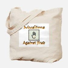 NO JIHAD Tote Bag