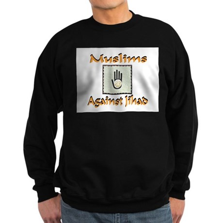 NO JIHAD Sweatshirt (dark)