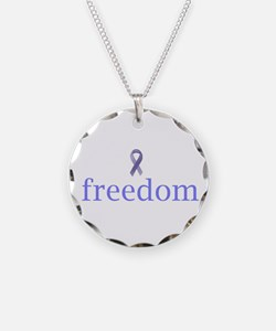 Cool Eating disorder Necklace