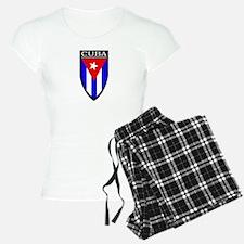 Cuba Patch Pajamas