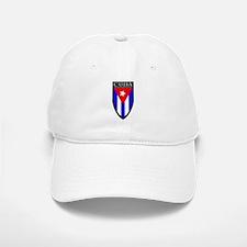 Cuba Patch Baseball Baseball Cap