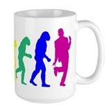 Gay Large Mugs (15 oz)