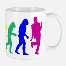 Gay Evolution Mug