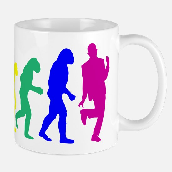 Gay Evolution Mug