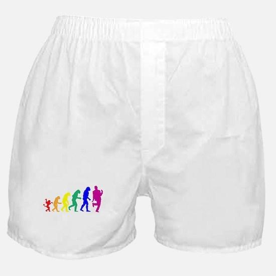Gay Evolution Boxer Shorts