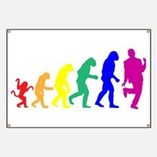 Gay Evolution Banner