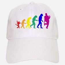 Gay Evolution Baseball Baseball Cap